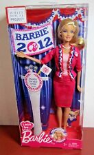 BARBIE FOR PRESIDENT 2012 I CAN BE...