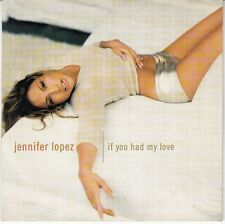 CD 2 T JENNIFER LOPEZ  IF YOU HAD MY LOVE*