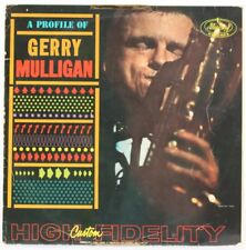 Gerry Mulligan , A Profile Of   Vinyl Record/LP *USED*
