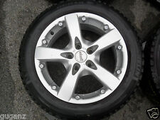 7x16 et38 Aluett llantas de aluminio 5x112 audi a4 a6 skoda VW mercedes 2-divisores-Optik