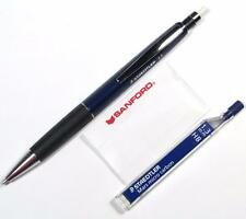 Staedtler 760 Mechanical Pencil - 1.3mm Thick Lead - Erasers & Lead - 3 PC Set