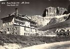 Cartolina - Postcard - Passo Pordoi - Albergo Savoia - anni '50