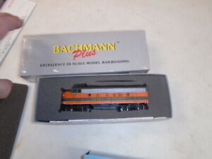 Vintage Bachmann Plus 31208- EMD F7A-NOS. Mint.  Engine