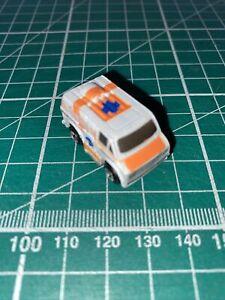 Micro Machines, Galoob, Chevy Ambulance, Good Condition, Free Postage