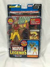 Marvel Legends PYRO ONSLAUGHT SERIES NIB WITH COMIC BOOK AND TRADING CARD