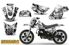 YAMAHA PW50 CREATORX GRAPHICS KIT DECALS INFERNO WHITE