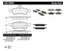 Disc Brake Pad Set-Convertible Rear Stoptech 309.10600 fits 07-08 Mini Cooper