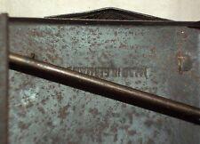 KARL BUB NUREMBERG (K B N)VINTAGE GERMAN TIN PLATE CLOCKWORK LIMOUSINE C1920'S
