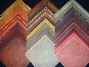 60 12x12 Scrapbook Paper Studio Tattered & Worn Pack Vintage Antique Texture Lot