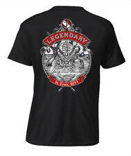 Kraken Salt Life Style Mens Black Dive T-Shirt  NEW  S M L XL 2XL 3XL 4XL 5XL