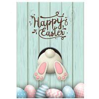 Easter Eggs Bunny Ass Large Garden Flag Yard Banner House Gift Flags 28x40 Inch Ebay