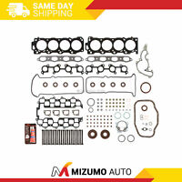 Full Gasket Set Head Bolts Fit 98-04 Toyota Tundra Sequoia Lexus 4.7 2UZFE