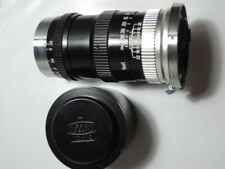 Nikon Nippon Kogaku 135 Mm F3,5 Rangefinder + Hood +front Cap