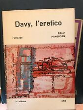 PANGBORN - DAVY, L'ERETICO - LA TRIBUNA - 1965