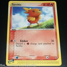 Torchic # 017 Nintendo Black Star Promo 17 Pokemon Card