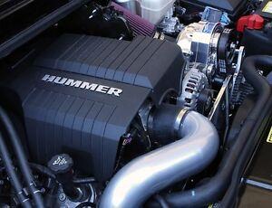 GM Hummer H2 Procharger 6.0L P-1SC Supercharger HO Intercooled Tuner Kit 03-07