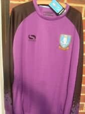 Sheffield Wednesday Football Training Shirt Adult Small Purple  New +Tags  ⚽⚽⚽⚽⚽