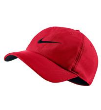 Nike Dri-Fit Cap men's women nike cap unisex one size red