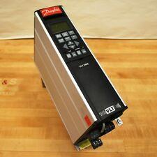 Danfoss VLT5004 PT5B20STR3DLF00A00C0 Variable Speed Drive, 3.0HP, 50/60Hz, 5.3A