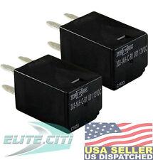 2x Song Chuan 303-1AH-C-R1-U01-12VDC General Purpose Relays SPNO 20A 12VDC ,