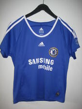 Maillot CHELSEA Adidas for girl shirt camiseta fille taille 42