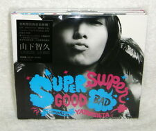 Tomohisa Yamashita Supergood Superbad Taiwan Ltd 2-CD+DVD