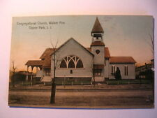 Congregational Church on Walker Avenue in Ozone Park Long Island NY 1909