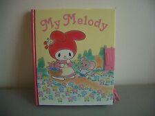 1996 Sanrio My Melody Diary (128 sheets)