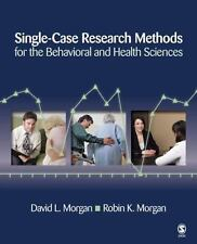Single-Case Research Methods for the Behavioral and Health Sciences by David...