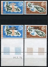 Space spaziale 1975 MADAGASCAR APOLLO Soyuz 753-754 + CAMPIONE stampe mnh/1188