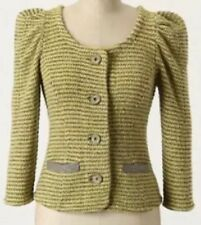 26580667e Yellow 100% Cotton MOTH Sweaters for Women