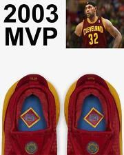 """NIKE LEBRON XVI SUPERBRON LOW 16 """"2003 MVP"""" """"32"""" RED ROYAL MEN'S CK2168-600 12"""