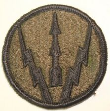 New Air Defense Artillery Center Patch, Sew-On, Subdued