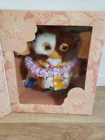 Gremlins Gizmo Aloha ver. Figure Plush Collection Doll 2400 Limited USED F/S JP