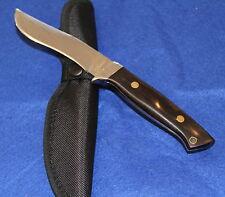 BLACKJACK FIXED BLADE MAMBA HUNTING KNIFE WITH NYLON SHEATH - NIB