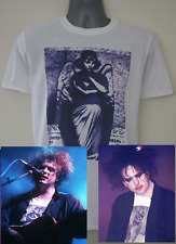 Gothic Statue t-shirt worn by Robert Smith of the Cure