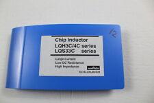 "Murata Eklm24Ub Chip Inductor Lqh3C/4C Lqs33C Series Kit ""As Shown in Pic"""