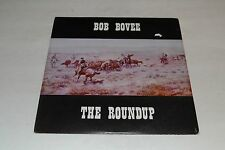 Bob Bovee~The Roundup~1979 Train on the Island Records~Country LP~FAST SHIPPING!