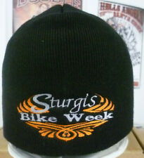 Mütze Beanie Strickmütze Sturgis bestickt  Biker  Harley DAVIDSON  2/color