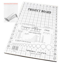 Macramé Project Board & Steel T-Pins Kit for Designing Wall Hangings & More