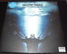 Hilltop Hoods Walking Under Stars Limited Aqua Coloured Vinyl LP – New