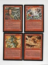 4-magic lot mirage builder's bane armorer guildmage viashino warrior searing
