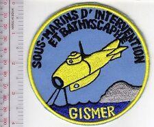 France Navy Submarine GISMER Marine Francaise Sous-Marins d'Intervention et Bath