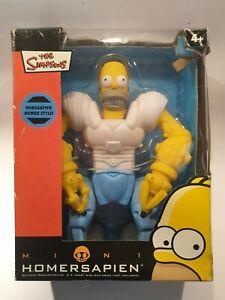 Homersapien Boxed Toy Homer Simpson Robosapien - In Box