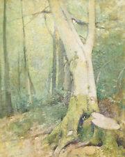 Woodland Interior Emil  Carlsen   24' CANVAS
