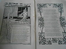 1904  Le retour de Cendrillon Poème Emmanuel des Essarts