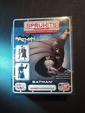 Sprukits Level 1 Batman Build an Action Figure! Model Kit