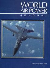 WORLD AIR POWER JOURNAL VOL 2 HARDBACK 1990 F-117A,SAC Bombers,RJAF,Su7/17/20/22