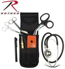 Emt & Ems Paramedic Fire & Rescue Deluxe Tool Kit Stethoscope Light Rothco 3127