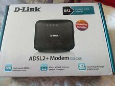 D LINK ADSL2 + MODEM